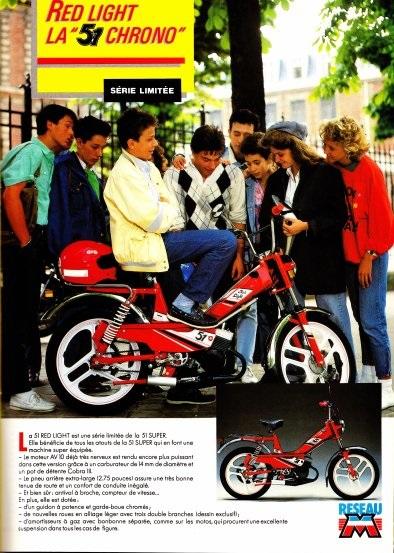 51 Red Light de 1987