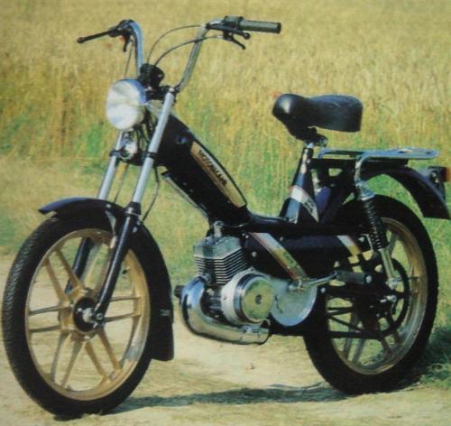 51 Super Black de 1979