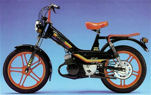 M51 SL de 1986