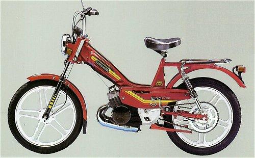 M51 Super de 1986