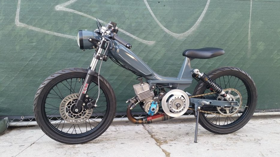 Puch moped 11